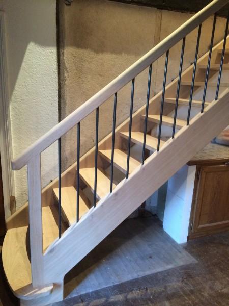 Escalier sur-mesure Mauriac 15